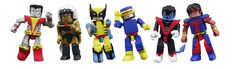 Marvel Minimates Giant Sized X-Men Box Set    First seen as a team in Giant-Sized X-Men #1, Wolverine, Storm, Cyclops, Thunderbird, Colossus and Nightcrawler are now mini! Hot on the heels of the sold-out Minimates Series One, this set of Marvel Minimates includes all six mutant heroes as they appeared in their debut appearance in 1975!