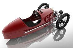 Morgan SuperSport Junior: Dreirad-Roadster zum Jubiläum | Classic Driver Magazine