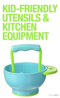 Check out these super adorable kitchen gadgets for your kids!