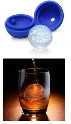 Star Wars whisky ice cube