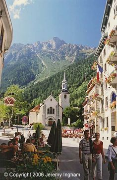Chamonix ~ Haute-Savoie , FRANCE More