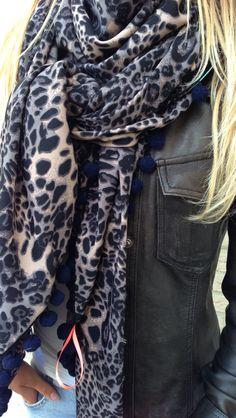 Donkerblauw tijger.!!