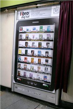 Mexico City metro library