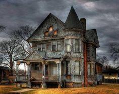 Casa abandonada, Filadelfia.