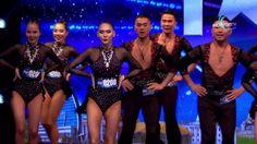 Moon dance хамтлаг-  Бүжгийн спортын дайчид | 1-р шат | Дугаар 3 | Авьяа...