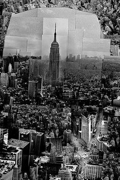 These are amazing! Sohei Nishino Diorama Map of NYC