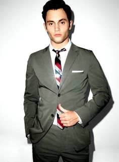 Penn Badgley...I think I love him