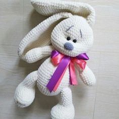 Amigurumi Crochet Bunny Patterns - Amigurumi Patterns Tutorials