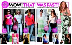 """""""I'm Years from Motherhood and I'm Already Sick of Post-Baby Weight Loss Stories"""" By Catherine Weingarten–""""Sexy, post-pregnancy body"""" articles don't just affect pregnant women and mothers. << Great post. I hate trash magazines and how they influence our idea of the """"perfect"""" body. But my biggest peeve about trash magazines is how they portray post-baby weight loss."""
