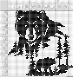 "Вязание. Жаккард - ""Зимняя радуга"" Crochet Bookmarks, Cross Stitch Bookmarks, Cross Stitch Charts, Cross Stitch Designs, Cross Stitch Patterns, Filet Crochet Charts, Knitting Charts, Knitting Patterns, Crochet Patterns"