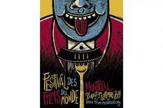 FESTIVAL DES FILMS DU MONDE 2014 | Flickr - L'affiche du festival... https://www.flickr.com/photos/lestudio1/14119540621/