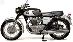 1966 HONDA Dream CB450