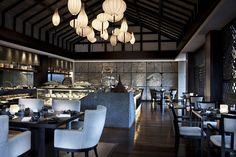 Lijiang Pullman Resort and Spa Hotel | Project Location: Yunnan, China | Firm: CCD/Cheng Chung Design (HK) Ltd. in Hong Kong | Category: Restaurants | Award: Global Excellence Awards Best of Category Winner