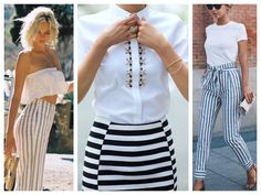 Come indossare le righe: la guida completa | Consulente di immagine, Rossella Migliaccio Waist Skirt, High Waisted Skirt, Dress Outfits, Dresses, Summer Girls, Stripes, Skirts, Clothes, Tops