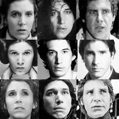 """265 Likes, 3 Comments - Estelle (@reylobiitch) on Instagram: """"When people say that Adam Driver doesn't look like their son #savebensolo #bensolo #kyloren…"""""""
