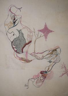 Kerstin Björk – fågelfigur