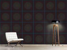 Design #Tapete Licht Im Hintergrund