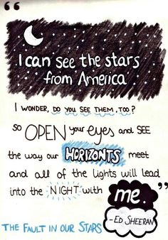 all of the stars ed sheeran pinterest - Buscar con Google