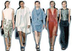 JASON WU Color Frambuesa: New York Fashion Week: day 2