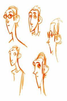 hadi characters sketches