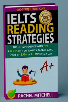 IELTS Reading Strategies Ielts Reading, Reading Strategies, How To Get, Day
