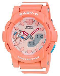 Casio Armbanduhr  BGA-185-4AER versandkostenfrei, 100 Tage Rückgabe, Tiefpreisgarantie, nur 119,00 EUR bei Uhren4You.de bestellen