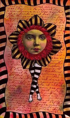 De 1269 Bedste Billeder Fra Art Journaling Mixed Media I