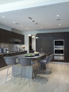 Black Kitchen Design, Pictures, Remodel, Decor and Ideas - page 10