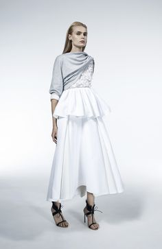 Maticevski Fall 2016 Ready-to-Wear Fashion Show / défilé prêt-à-porter automne 2016 #mode