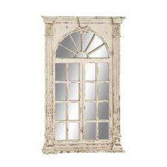 Farmhouse Wall Mirrors, Wall Mirrors Entryway, Small Wall Mirrors, Lighted Wall Mirror, Rustic Wall Mirrors, Round Wall Mirror, Beveled Mirror, Mirror Room, Mirror House