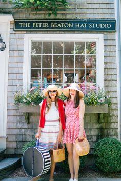 A Week on Nantucket Part Gal Meets Glam Vacation Outfits, Summer Outfits, Summer Clothes, Nantucket Style Homes, Nantucket Cottage, Nantucket Wedding, Prep Style, New England Style, Gal Meets Glam