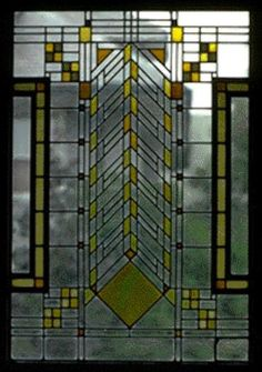 Heath House window; Copyright Byron Preiss Multimedia Company, Inc., 1994, used without permission. Photographer unknown.
