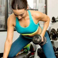 Best Dumbbell Arm Exercises | POPSUGAR Fitness