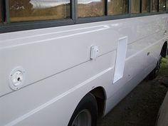 Bus Conversion Project tips for utilities. School Bus Camper, School Bus House, Rv Bus, Magic School Bus, Bus Remodel, Converted School Bus, Bus Living, Short Bus, School Bus Conversion