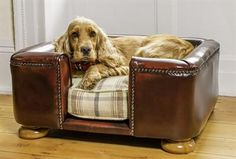 Tetford Square Chesterfield in Oxblood Leather Image