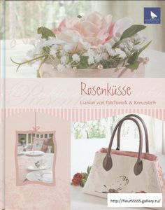 Cross stitch and patchwork magazine Embroidery Patterns, Hand Embroidery, Cross Stitch Magazines, Needlework, Reusable Tote Bags, Table Decorations, Crafts, Gallery, Watch