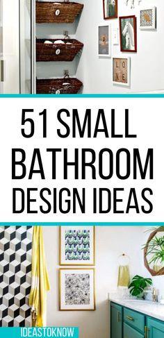Cheap Bathrooms, Amazing Bathrooms, Small Bathrooms, Bathroom Organisation, Home Organization, Bathroom Storage, Bathroom Design Small, Bathroom Designs, Bathroom Ideas