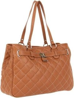 ShopStyle: Nine West In Stitches Shopper Solid Satchel