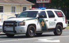 Santa Rosa (FL) Deputy Sheriff K-9 Unit # 212 Chevy Tahoe