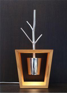 Table light by Veronika Paluchova