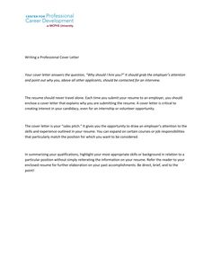 Cover Letter To Apple. Cover. Best Resume And Cover Letter Examples