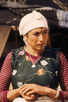 Africa | Berber woman. Morocco | ©Gerhard Hein.
