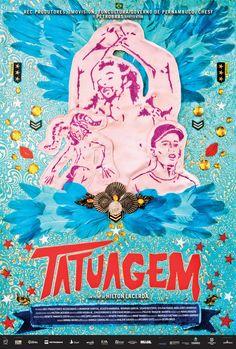 TATUAGEM ganha cartaz oficial | Cinema em Cena | Cinenews