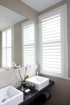 Window Shutters, Window Dressings, Blinds, Windows, Curtains, Bathroom, Luxury, Interior, Furniture