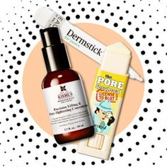 You're stuck with your pores, but you can make them disappear -- at least temporarily