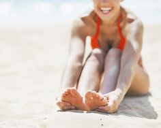 how to get naturally tan fast