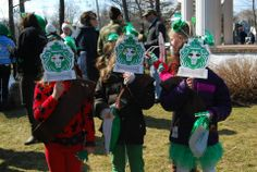 Rumson St. Patrick's Dy Parade
