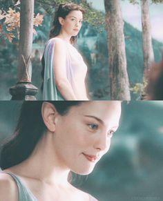 Arwen...in Aragorns Traum