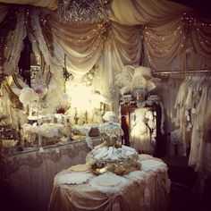 Second Sheelin  Antique Lace Shop now open in Alfie's Antique Centre Marylebone  London