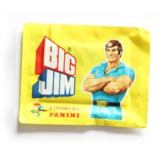 Pochette Panini BIG JIM  shop poulette magique Gi Joe, Long Time Ago, Old School, Childhood, Baseball Cards, Toys, Big, Action, Vintage